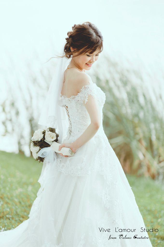 SamuelYuZhuang Actual Wedding Day by Majella's Studios - 027