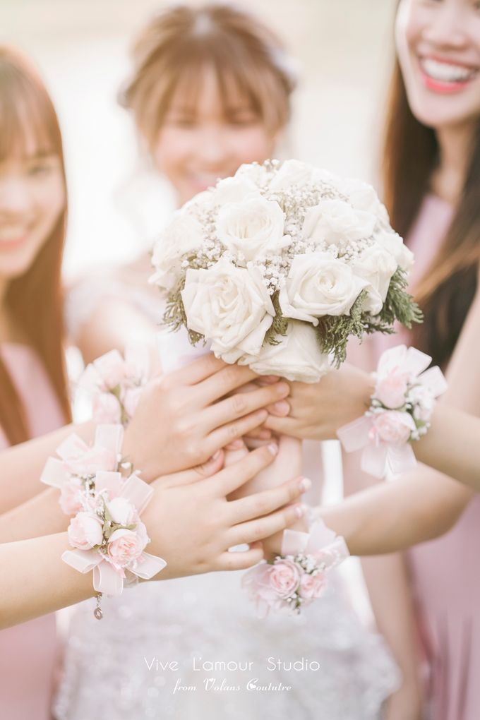 SamuelYuZhuang Actual Wedding Day by Majella's Studios - 005