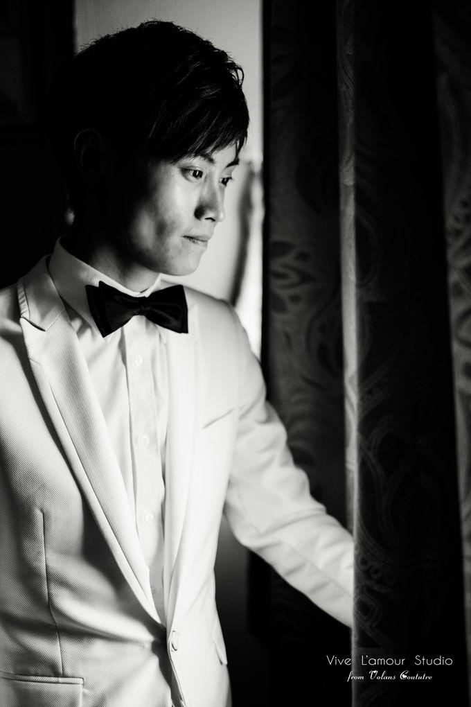 SamuelYuZhuang Actual Wedding Day by Majella's Studios - 001
