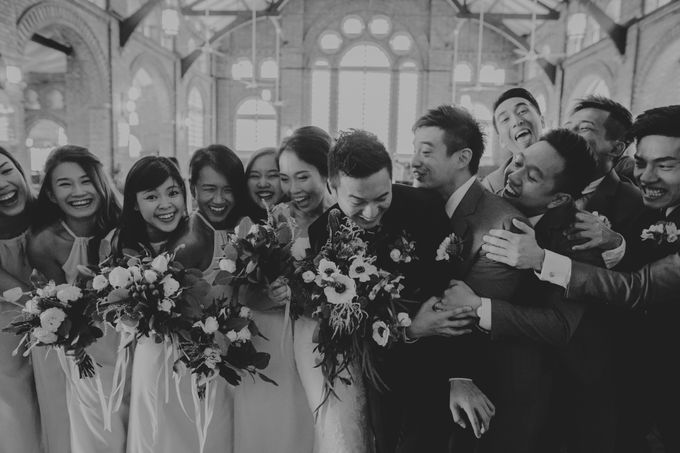 St Georges Church Wedding - Yu Lan & Wayne by Samuel Goh Photography - 026