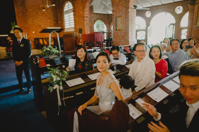 St Georges Church Wedding - Yu Lan & Wayne by Samuel Goh Photography - 035