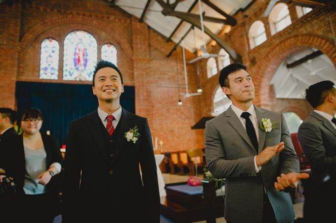 St Georges Church Wedding - Yu Lan & Wayne by Samuel Goh Photography - 037