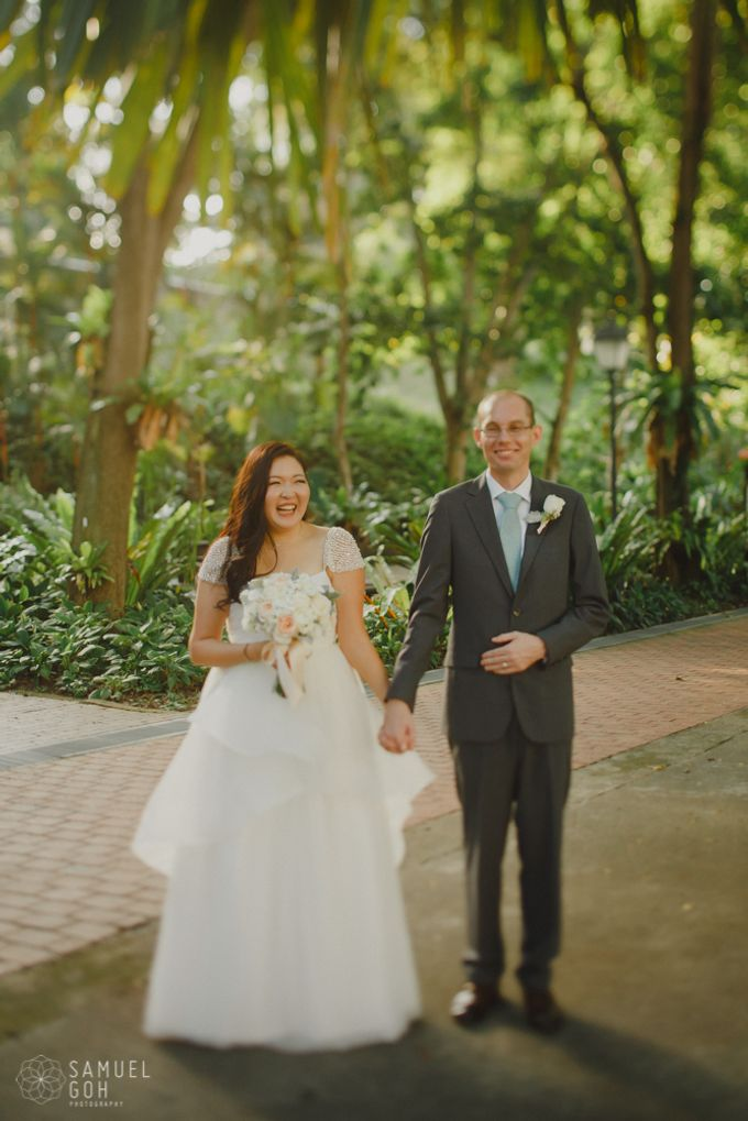 Intimate Wedding at Lewin Terrace - Wendy & Lee by Samuel Goh Photography - 030