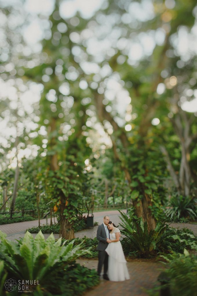 Intimate Wedding at Lewin Terrace - Wendy & Lee by Samuel Goh Photography - 035