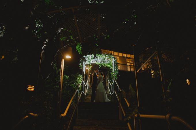 Intimate Wedding at Lewin Terrace - Wendy & Lee by Samuel Goh Photography - 044