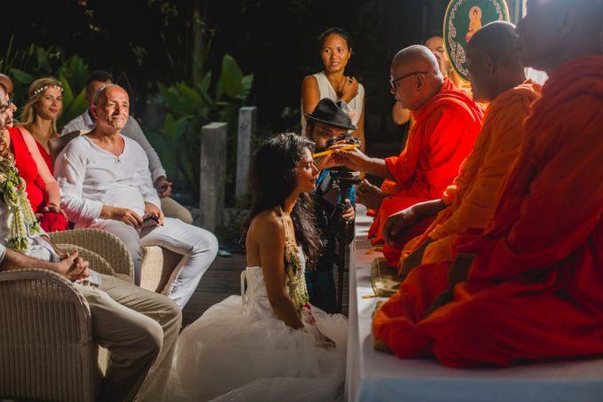 Thai & Western Wedding by Dream Asia Weddings - 005