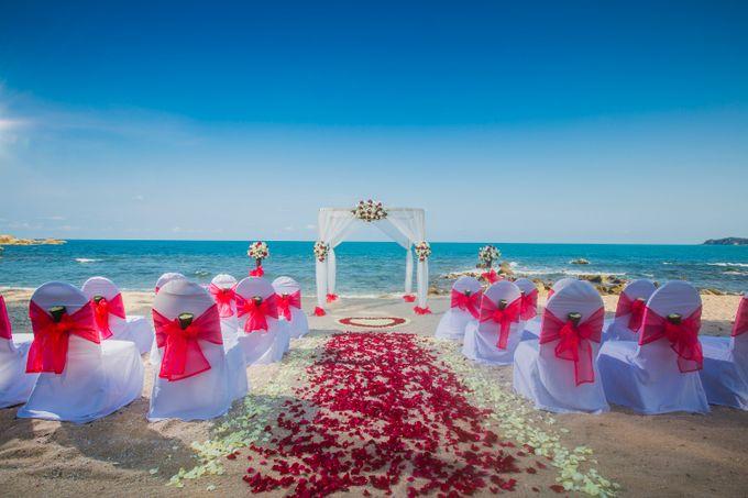 Thai & Western Wedding by Dream Asia Weddings - 001