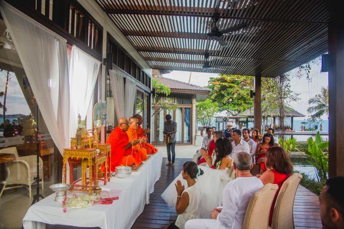 Thai & Western Wedding by Dream Asia Weddings - 019