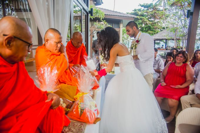 Thai & Western Wedding by Dream Asia Weddings - 020