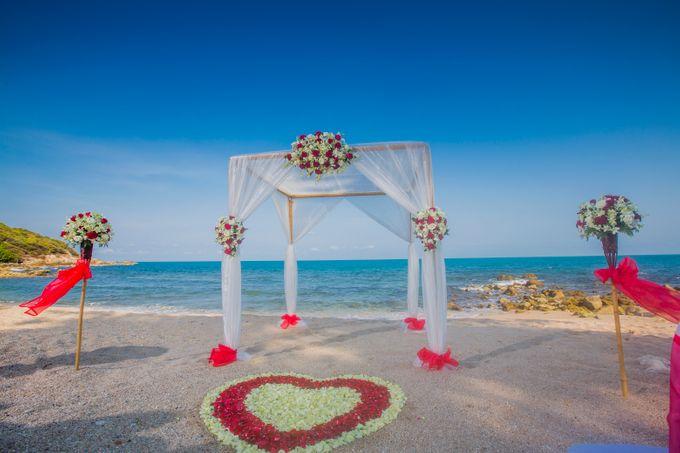 Thai & Western Wedding by Dream Asia Weddings - 010