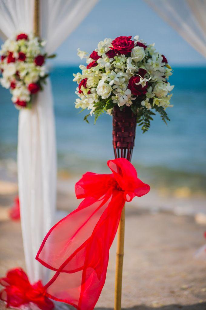 Thai & Western Wedding by Dream Asia Weddings - 008