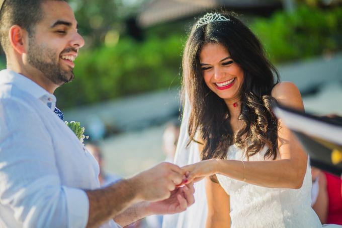Thai & Western Wedding by Dream Asia Weddings - 012