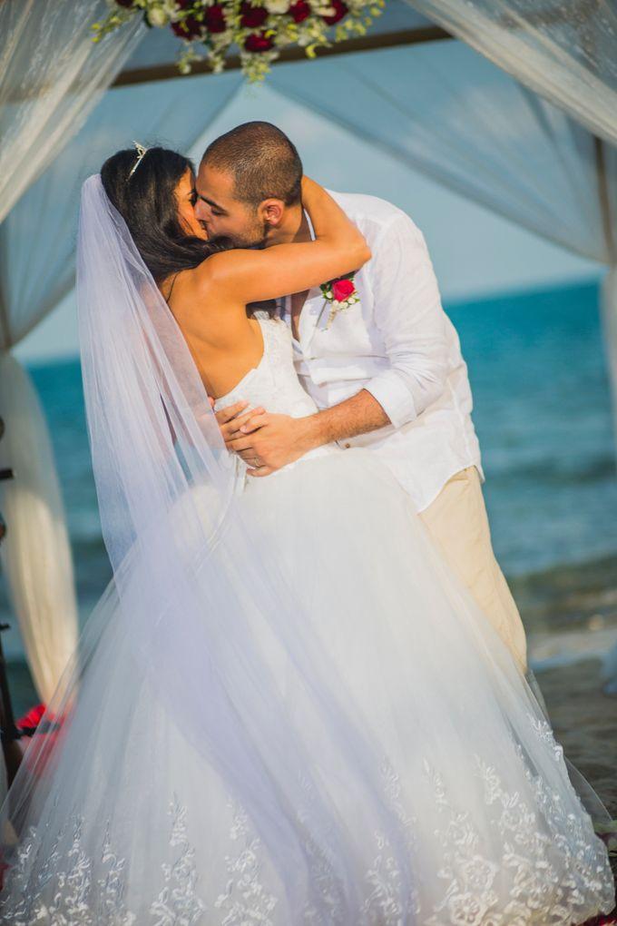 Thai & Western Wedding by Dream Asia Weddings - 013