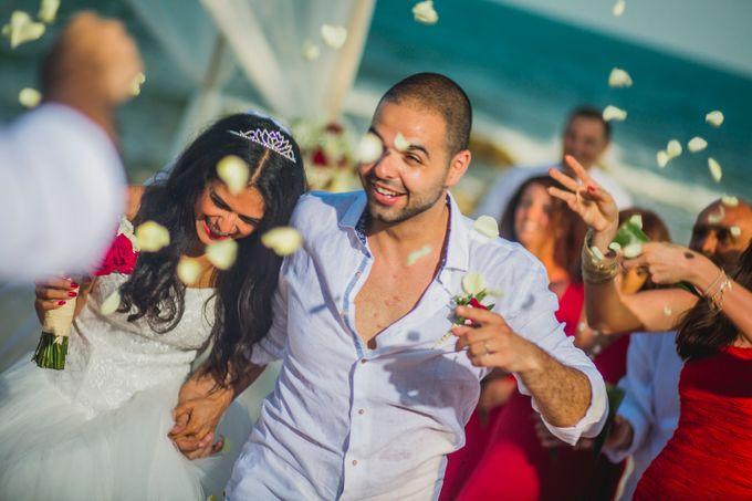 Thai & Western Wedding by Dream Asia Weddings - 014