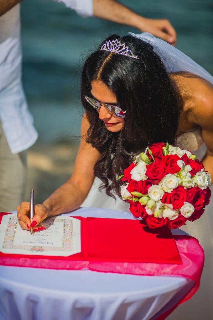 Thai & Western Wedding by Dream Asia Weddings - 015