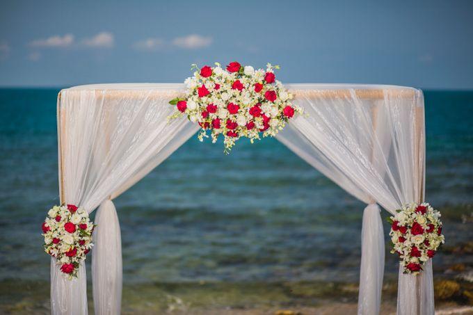 Thai & Western Wedding by Dream Asia Weddings - 009