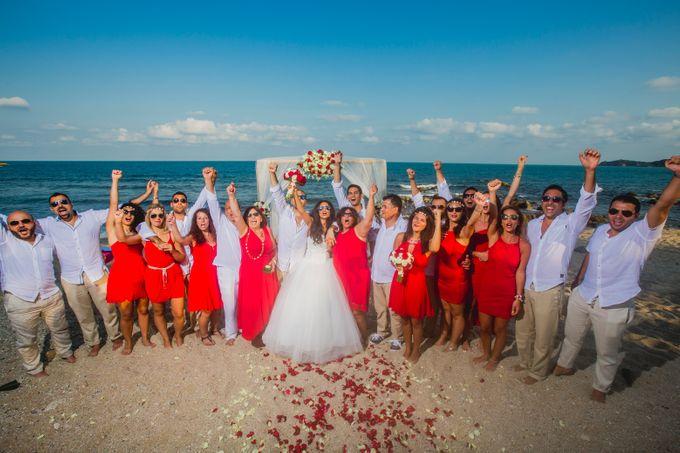 Thai & Western Wedding by Dream Asia Weddings - 003