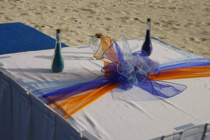 Taylor Beach Wedding by Plan-it Jaxe - 003