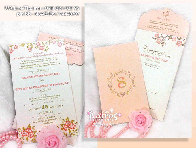 Wedding Invitation by Kairos Wedding Invitation - 006
