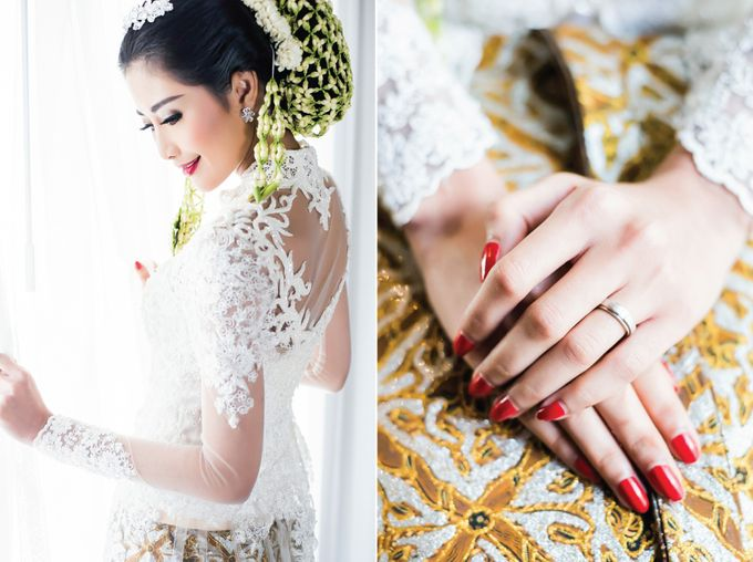 Sandi Nindy Wedding by Icreation - 004