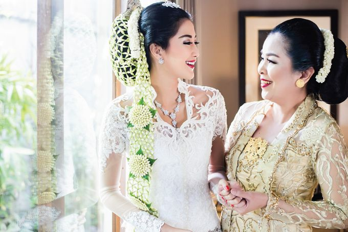 Sandi Nindy Wedding by Icreation - 006