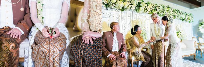 Sandi Nindy Wedding by Icreation - 021