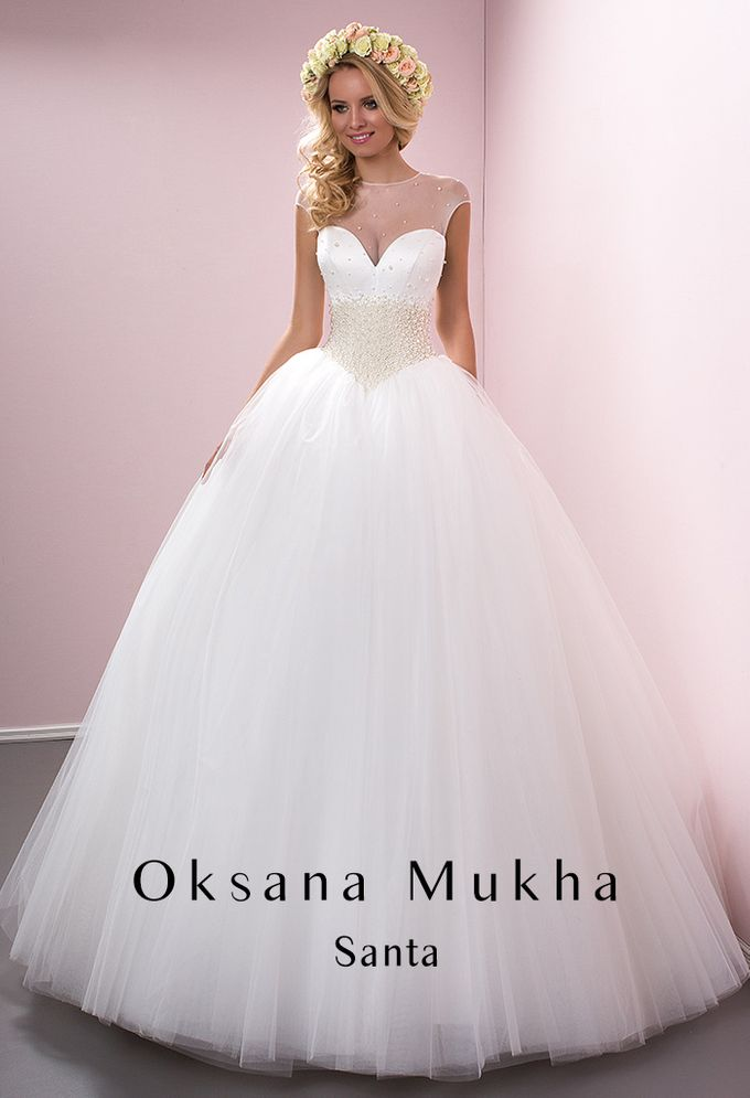 Preview Wedding Collection 2017 by OKSANA MUKHA - 040