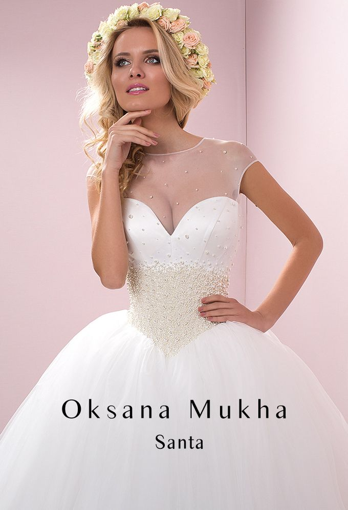 Preview Wedding Collection 2017 by OKSANA MUKHA - 041
