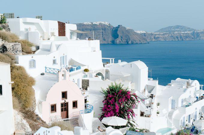 Destination Wedding in Santorini by Teodora Simon Wedding Photography - 001