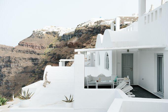 Destination Wedding in Santorini by Teodora Simon Wedding Photography - 003