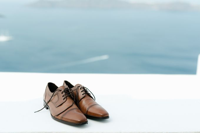 Destination Wedding in Santorini by Teodora Simon Wedding Photography - 012