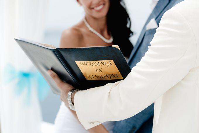 Destination Wedding in Santorini by Teodora Simon Wedding Photography - 022