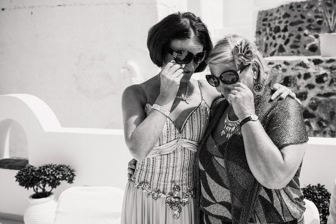 Destination Wedding in Santorini by Teodora Simon Wedding Photography - 024