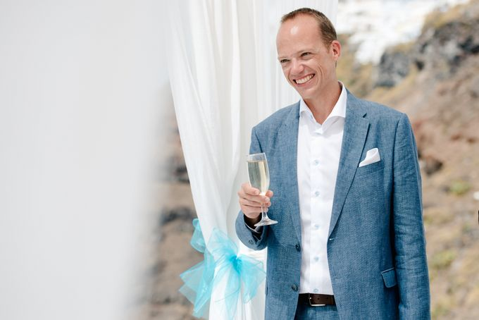 Destination Wedding in Santorini by Teodora Simon Wedding Photography - 028