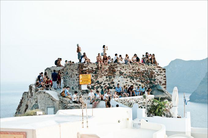 Destination Wedding in Santorini by Teodora Simon Wedding Photography - 038