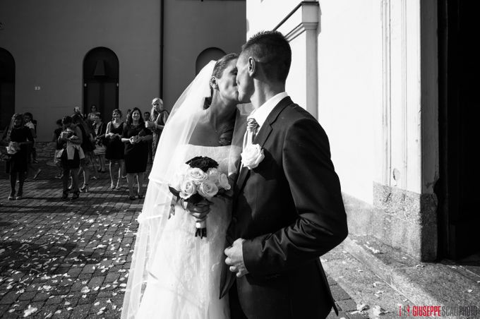 Sara and Marco wedding in Como by Giuseppe Scali Photo - 030