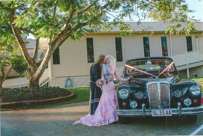 Classic Daimler major Magestic Wedding Car by Tic Tac Tours & Premier Limousines - 007