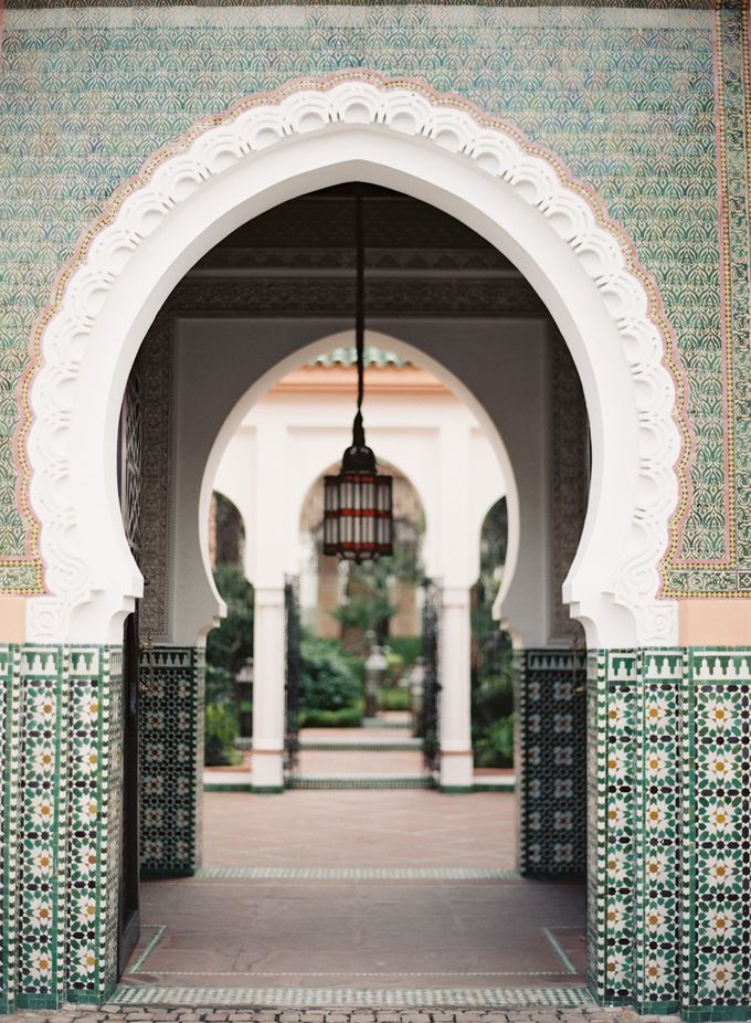 La Mamounia Wedding Marrakech by Catherine Mead Photography - 013