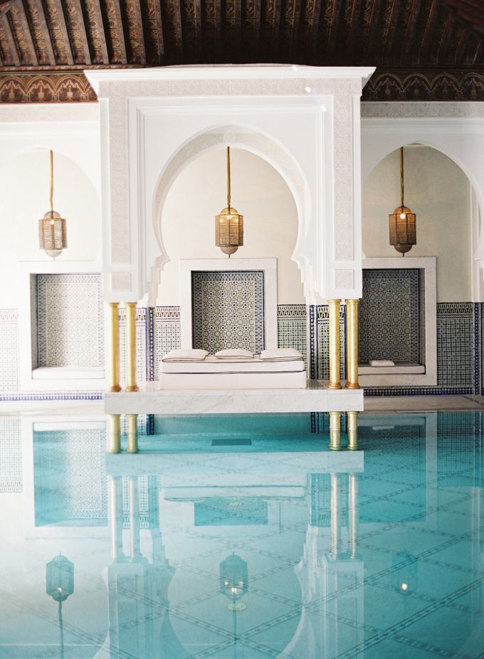 La Mamounia Wedding Marrakech by Catherine Mead Photography - 002