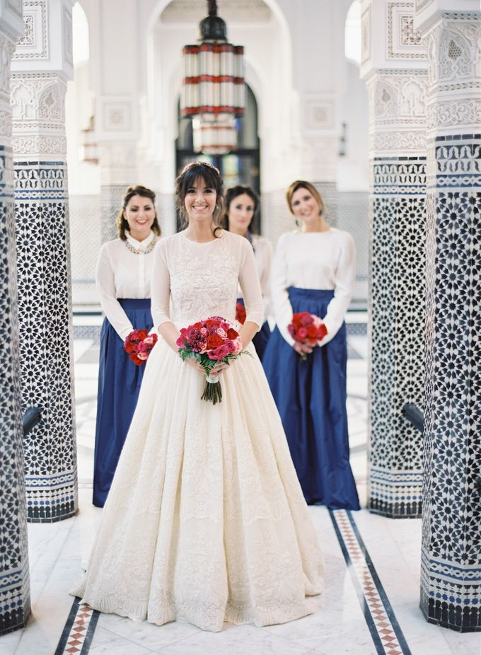 La Mamounia Wedding Marrakech by Catherine Mead Photography - 005