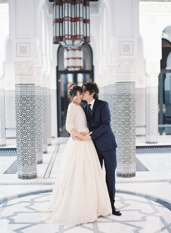 La Mamounia Wedding Marrakech by Catherine Mead Photography - 006