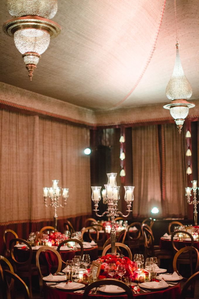 La Mamounia Wedding Marrakech by Catherine Mead Photography - 008