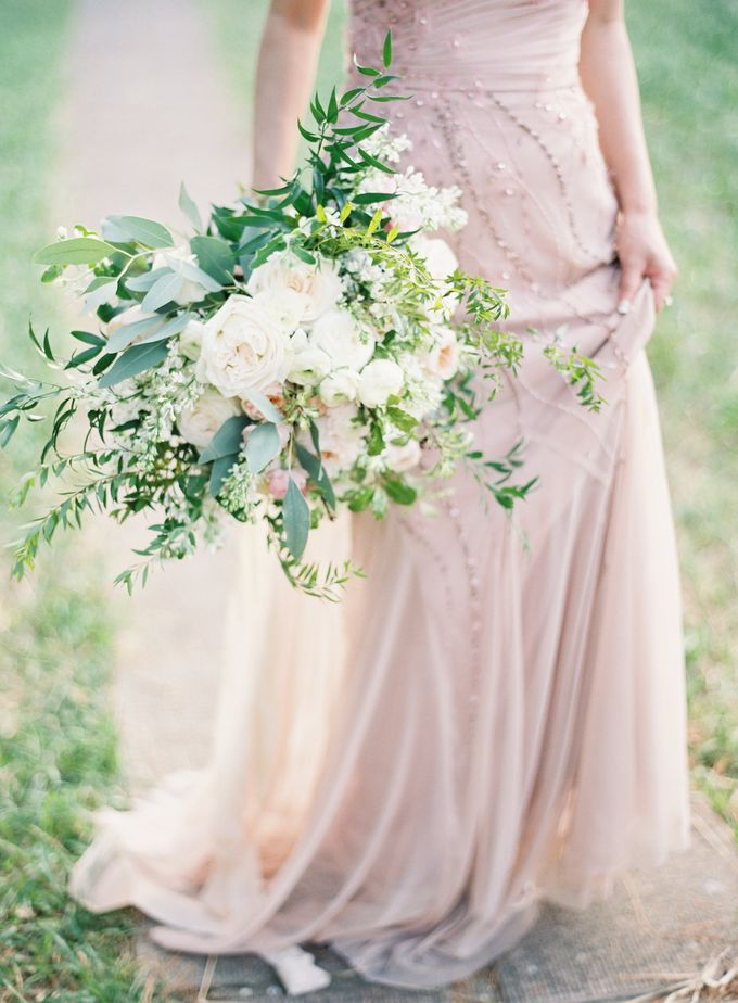 Garden Styled Shoot with Vintage Touch by Savour Productions - 013