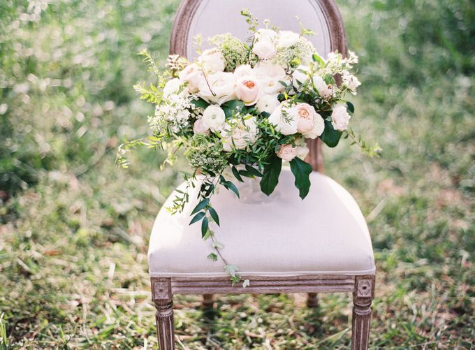 Garden Styled Shoot with Vintage Touch by Savour Productions - 003