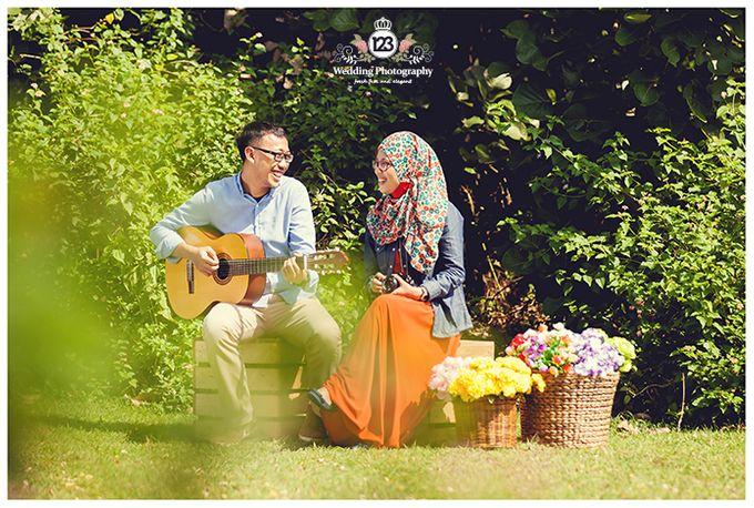 Prewedding Compilation by 123 Wedding Photography - 011