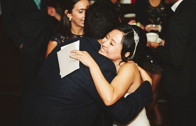 Japanese Inspired Prohibition Wedding by Bri Johnson Weddings - 040