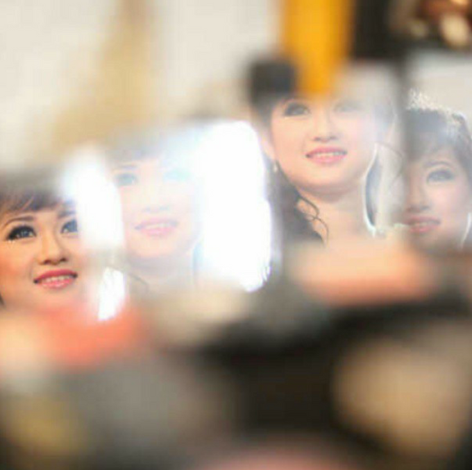 Presweet 17 and sweet 17th by Xinxin Make Up - 009