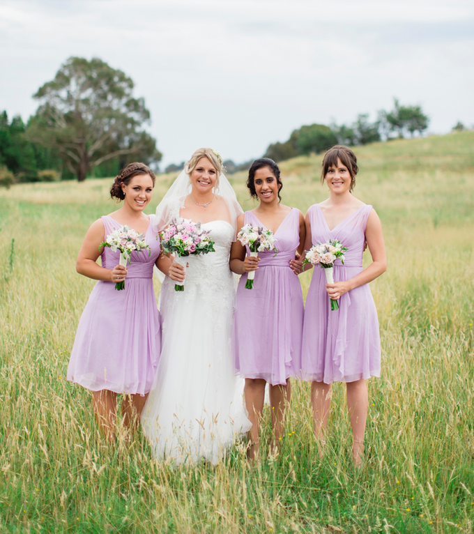 Real Weddings from Bridesmaids Only by Bridesmaids Only - 016