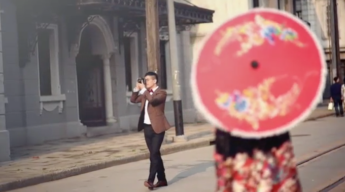 Glenn and Chelsea Love Story - Prewedding video by RioMotret by Wong Hang Distinguished Tailor - 003