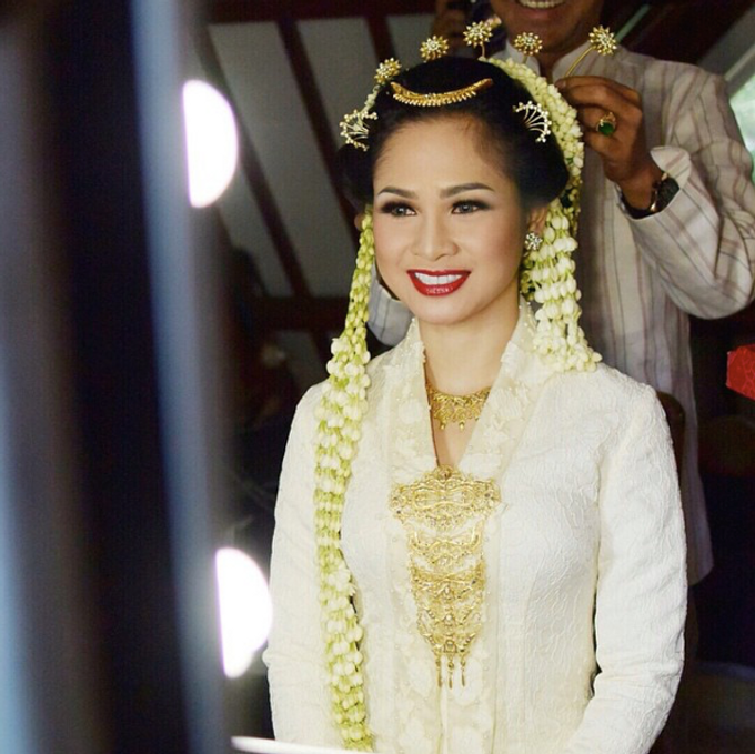 Wedding of Andien Aisyah by SVARNA by IKAT Indonesia Didiet Maulana - 005